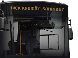 14 ÇK Şahinbey - Kadiköy Seferleri sabah saatlerinde milleti illallah ettiriyor.